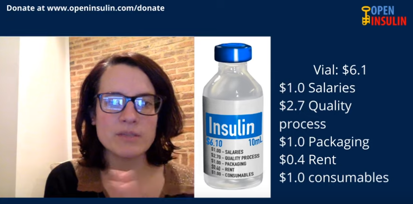Video: How much will it cost to install and run a small scale insulin production system?