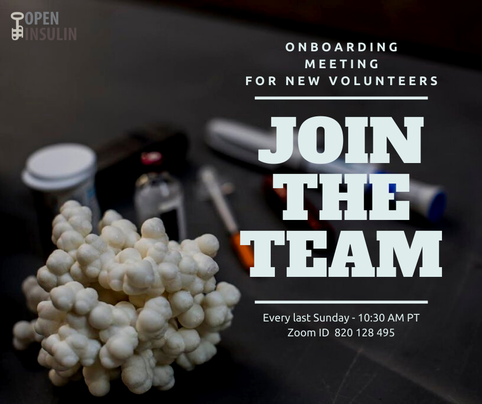 JOIN THE TEAM: Every last Sunday 10:30 AM PT - Zoom ID 820 128495